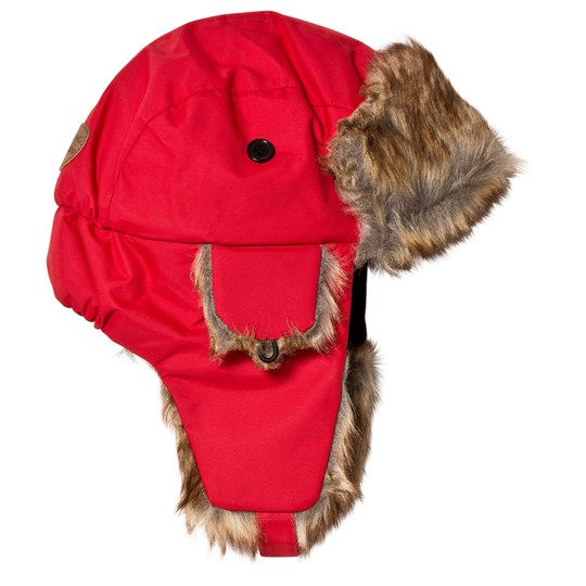 Kuling Levi Hat Happy Red Red