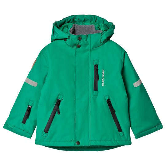 Kuling Outdoor Ski Jacket Hafjell Happy Green Green