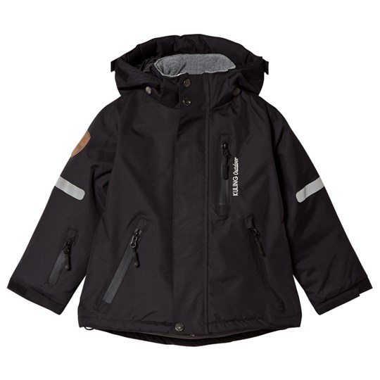 Kuling Outdoor Ski Jacket Hafjell Happy Black Black