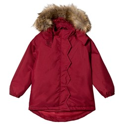 Kuling Trend Winter Parka Cortina Apple Red