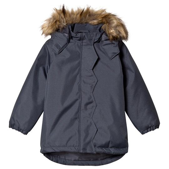 Kuling Cortina Winter Parka Dusty Blue Blue