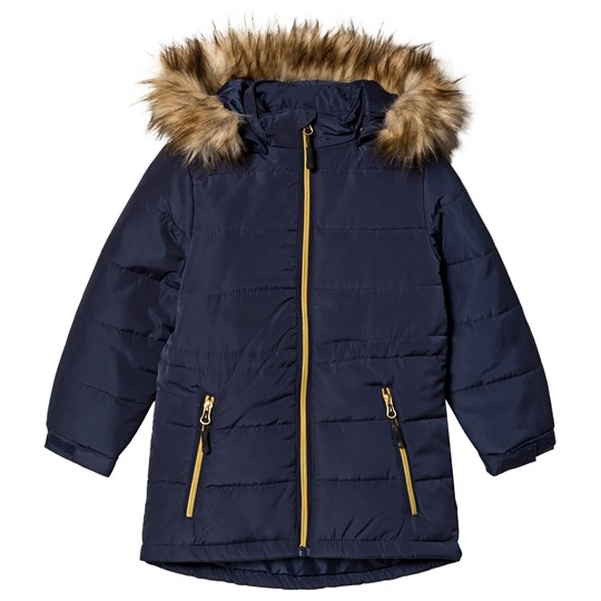 Kuling Snowland Winter Coat Classic Navy Blue