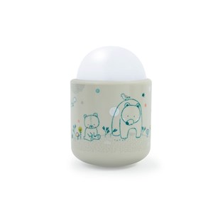 Image of Pabobo Nomad Portable Night Light Beige Bear (3056104751)