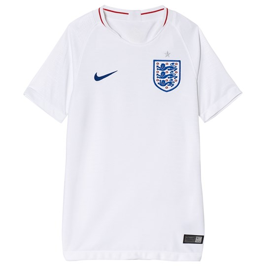 England National Football Team Nike Breathe England Stadium Home Football Jersey 100