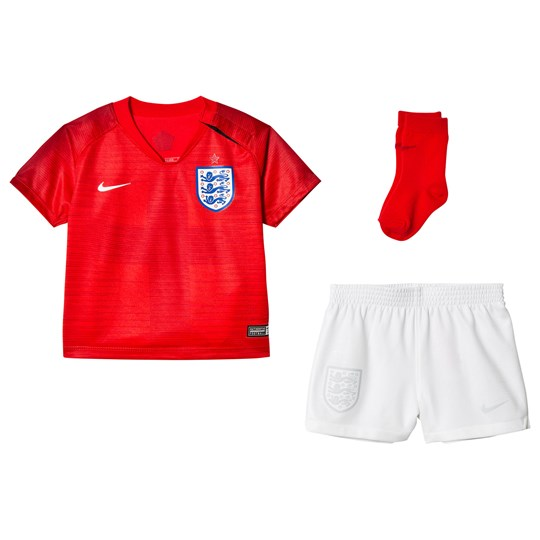 England National Football Team Nike Breathe England Away Infants Kit 600