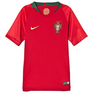 Image of Portugal National Football Team Nike Breathe Portugal Stadium Home Football Jersey L (12-13 years) (3056063557)
