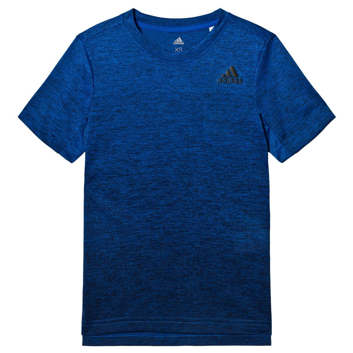 finest selection 7a2f2 8db40 adidas performance navy fade climalite® training tee
