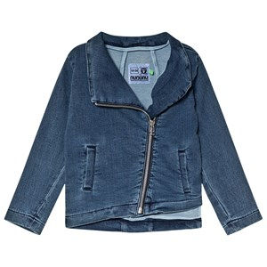 Image of NUNUNU Denim Zip Jacket 4-5 år (3056101629)