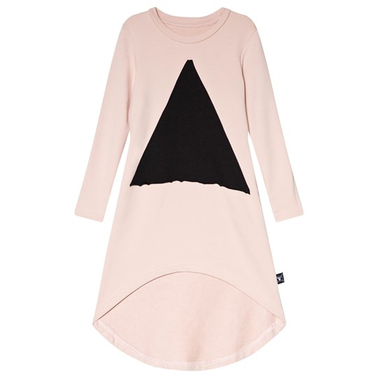 NUNUNU Pyramid Dress Powder Pink Powder Pink