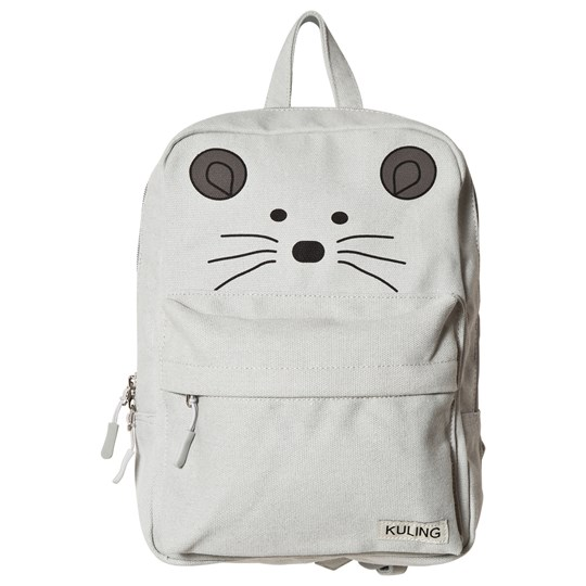 Kuling Grey Mini Backpack Black