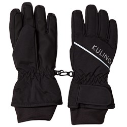 Kuling Elbrus Skii Fingers Gloves Always Black