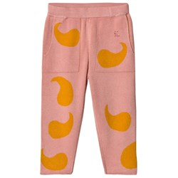 Bobo Choses Knitted Pants Mellow Rose