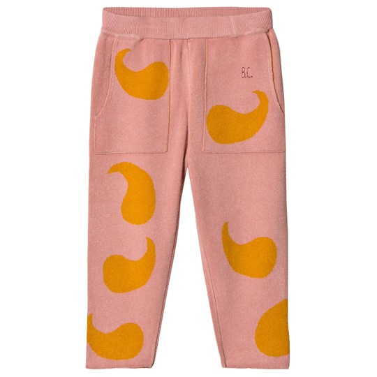 Bobo Choses Knitted Pants Mellow Rose Mellow Rose