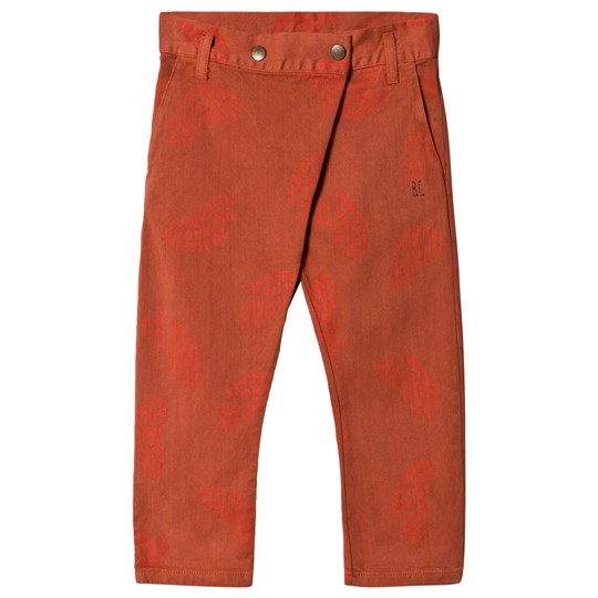 Bobo Choses The Happy Sads Baggy Pants Burnt Ochre Burnt Ochre