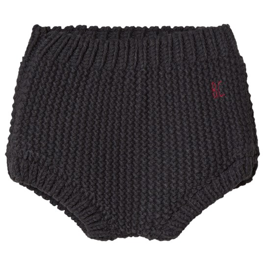 Bobo Choses Knitted Bloomers Black Negro