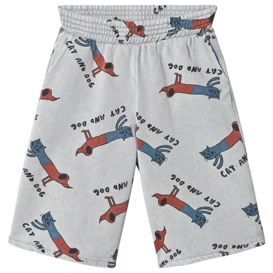 Bobo Choses Cats and Dogs Fleece Culottes High-Rise HIGH-RISE