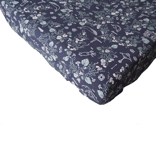 garbo&friends Mares Dark Changing Pad Cover Multi