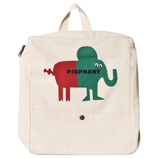 Bobo Choses Pigphant School Bag Egret Egret