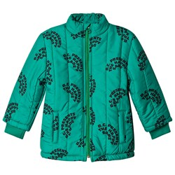 Bobo Choses The Happy Sads Padded Jacket Viridis