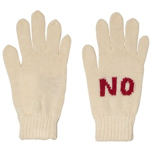 Image of Bobo Choses Yes No Gloves Egret KID (3-8 years) (1193834)
