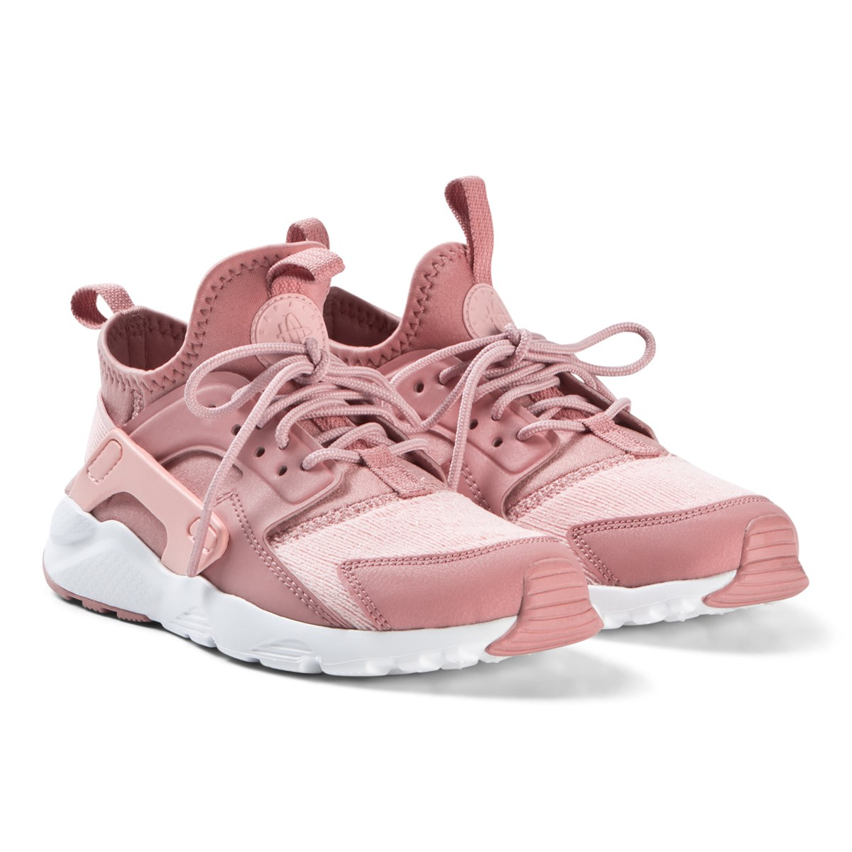 reputable site 519e6 c704d nike pink huarache run ultra se shoes
