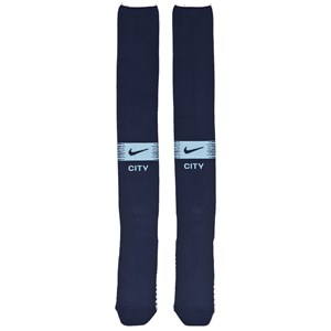 Image of Manchester City FC Manchester City FC Stadium Unisex Over-the-Calf Socks 42-46 (UK 8-11) (1196773)