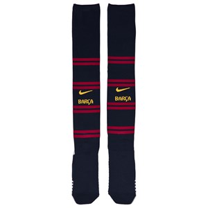 Image of Barcelona FC FC Barcelona Home Stadium Over-the-Calf Socks 38-42 (UK 4.5-6) (3056110533)