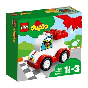 Image of LEGO DUPLO 10860 LEGO® DUPLO® My First Race Car (3065505879)