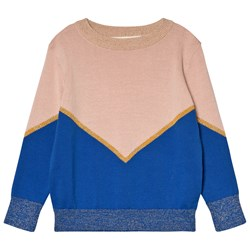 Soft Gallery Leonia Top Pink/Blue
