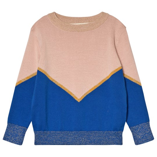 Soft Gallery Leonia Top Pink/Blue Tri Color