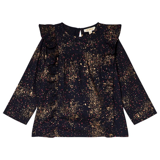 Soft Gallery Bette Shirt Sprinkle Black Iris Black Iris