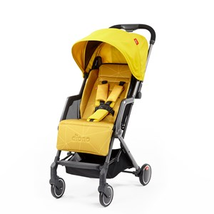Image of Diono Traverze Stroller Yellow Linear (3056095453)