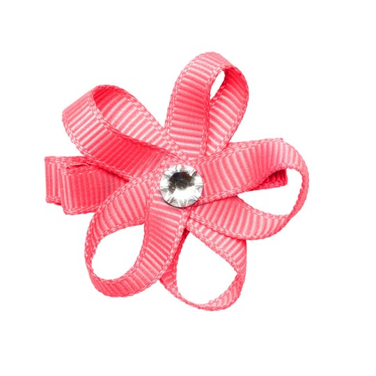 Prinsessefin Isabell Baby Flower Clip Camelia Rose camelia rose