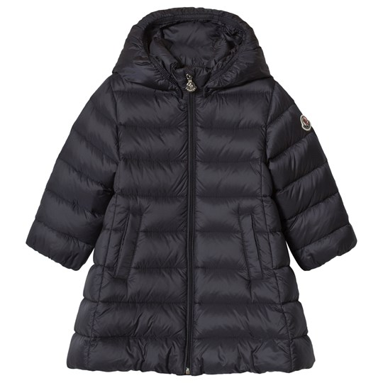 Moncler Navy Majeure Long Line Down Coat 778