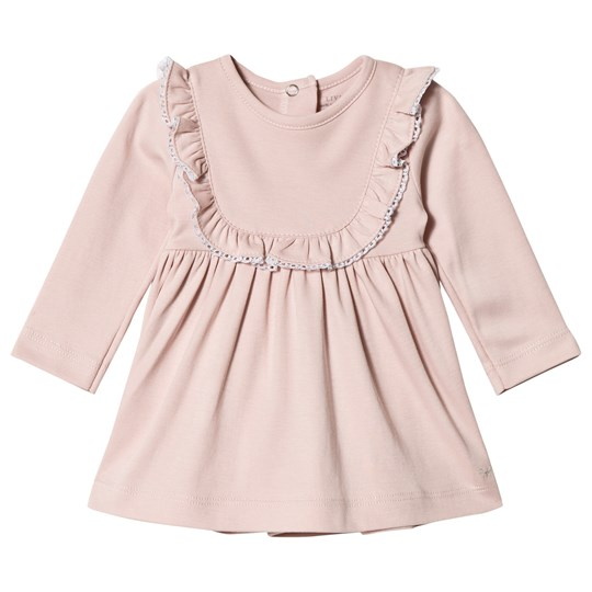 Livly Elsa Dress Mauve Rose Mauve Rose