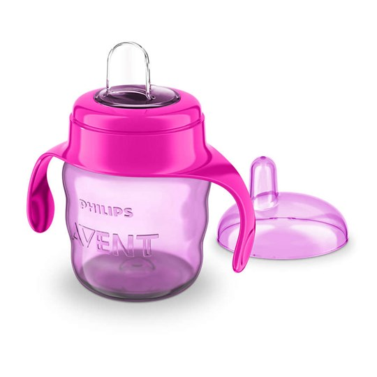 Philips Avent Philips Avent Spout Cup 200 ml (7oz) Pink Pink