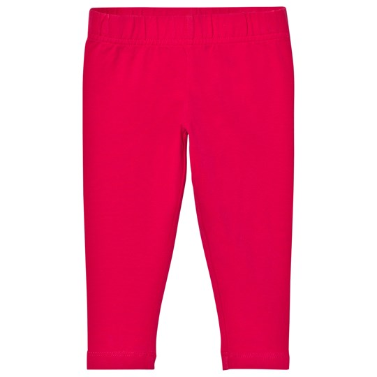 Lands' End Hot Pink Ankle Leggings Spiced Berry ZUT