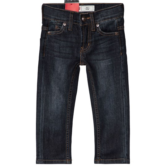 Levis Kids Dark Wash 511 Slim Fit Jeans 46