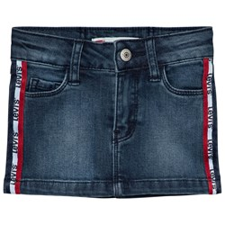 Levi's Kids Denim Kjol med Logo Tape Detail
