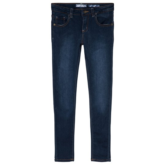 Guess Dark Wash Denim Jeggings DRNW