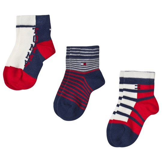 Tommy Hilfiger Tommy Original 3-Pair Socks Gift Box tommy original