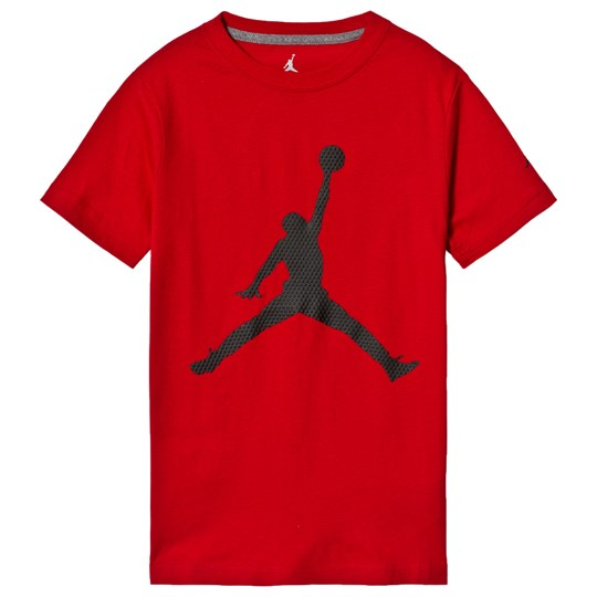 Air Jordan Red Jumpman Print Tee R78 (GYMRED)