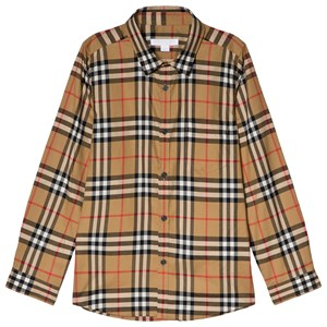 Image of Burberry Antique Check Fred Pocket Shirt 10 years (3056066481)