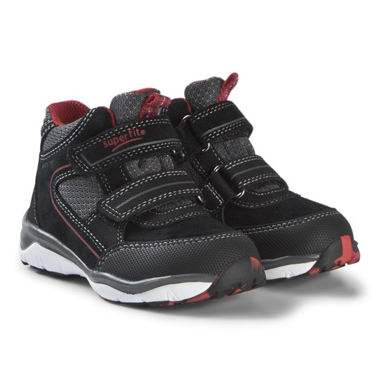 Superfit Sport 5 Gore-Tex® Shoes Black and Grey Mønstret