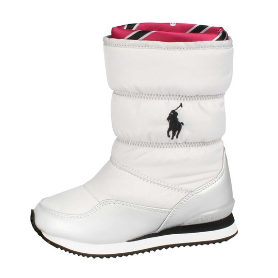 Ralph Lauren Snow Dash Silver Soft White