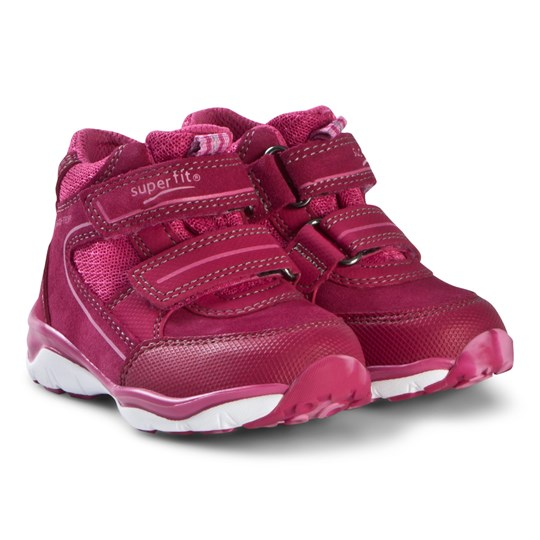 Superfit Sport 5 Gore-Tex® Shoes Red and Pink RED/PINK