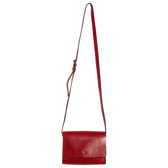 The Animals Observatory Shoulder Bag Red Apple Red Apple