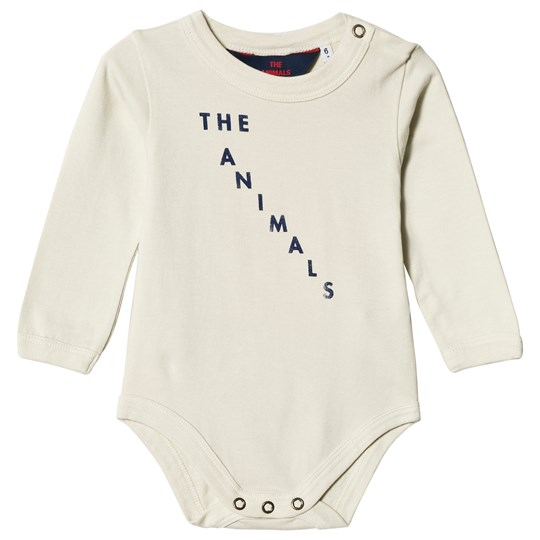 The Animals Observatory Wash Baby body White Blue The Animals White Blue The Animals