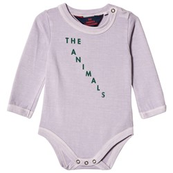 The Animals Observatory Wasp Baby Body Purple Green The Animals