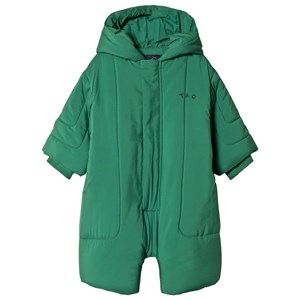 Image of The Animals Observatory Bumblebee Baby Coverall Green Grass Green Tao 12 mdr (3056065863)